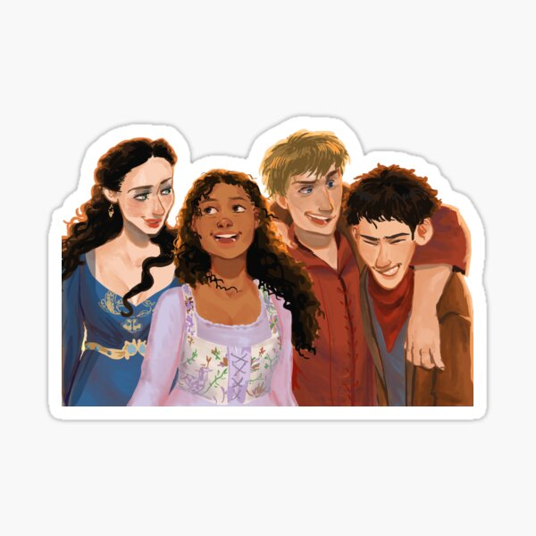 Merlin - Tenth Anniversary Sticker