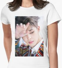 Jimin BTS Tailliertes T-Shirt