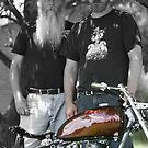 Big Bo / Lil' Bo ~ Motorcycle Project Build 2009 by Luuezz