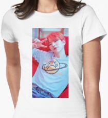 Kihyun Monsta X Tailliertes T-Shirt