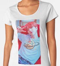 Kihyun Monsta X Premium Rundhals-Shirt