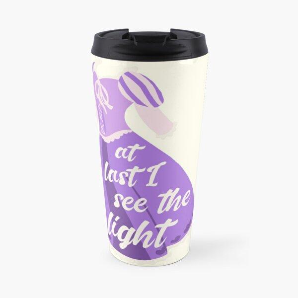 At Last I See the Light Travel Mug