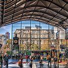 Southern Cross Station  by JohnKarmouche