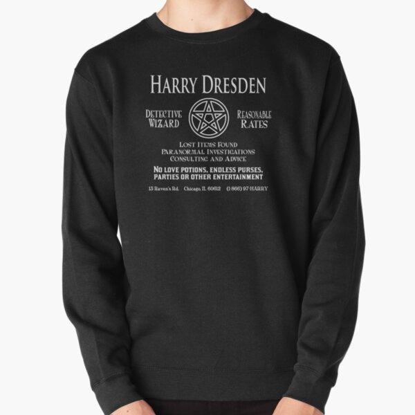 Harry Dresden - Wizard Detective Pullover Sweatshirt
