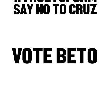 True to Form - Vote Cruz by TurboRights