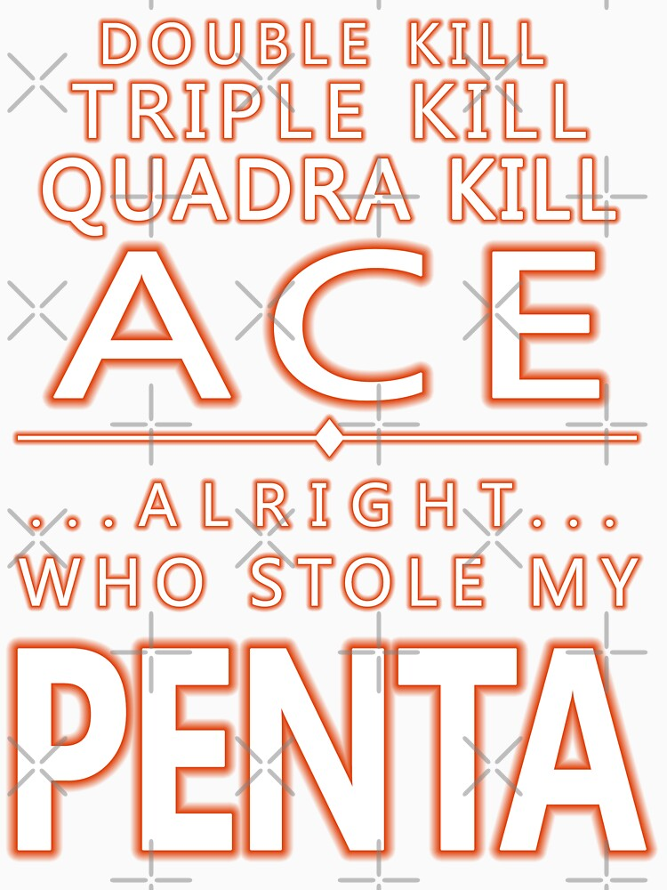 Alright... Who Stole My PENTA? | Unisex T-Shirt