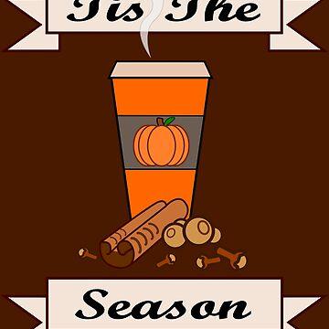 Tis the Season for Pumpkin Spice by Infernoman