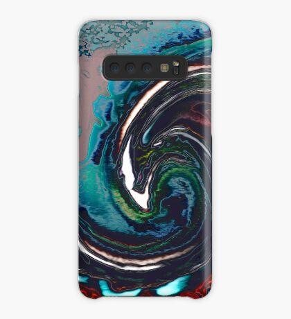 Wave 9 Case/Skin for Samsung Galaxy