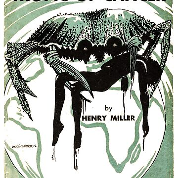 Tropic of Cancer Henry Miller First Edition Cover by buythebook86