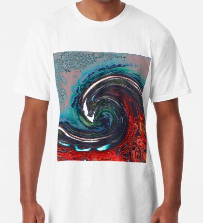 Wave 9 Long T-Shirt