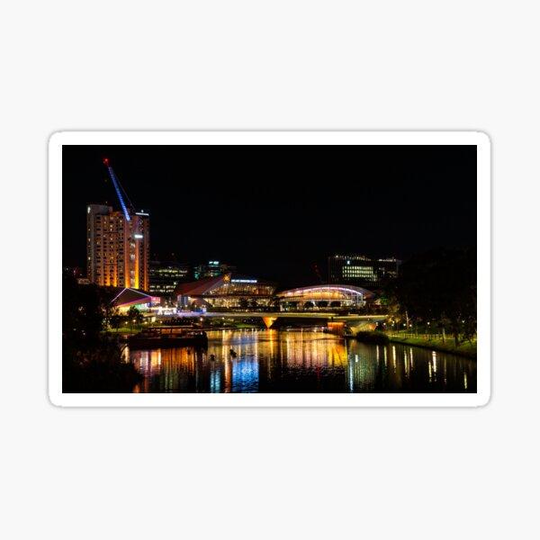 Riverbank Precinct, Adelaide Sticker
