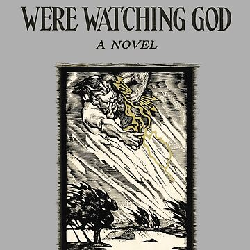 Their Eyes Were Watching God Zora N Hurston First Edition Cover by buythebook86