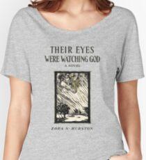 Ihre Augen beobachteten Gott Zora N Hurston Erstausgabe Cover Loose Fit T-Shirt