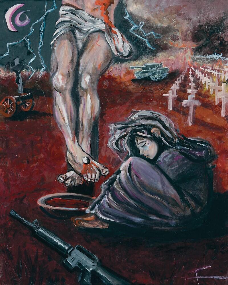 Mary Magdalene by RevZendik