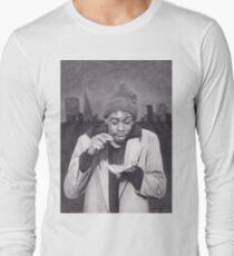 Tyrone Biggums (Dave Chappelle) in the Tenderloin Long Sleeve T-Shirt