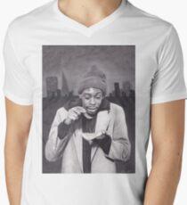 Tyrone Biggums (Dave Chappelle) in the Tenderloin Men's V-Neck T-Shirt