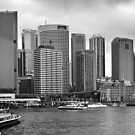 Circular Quay by Eve Parry
