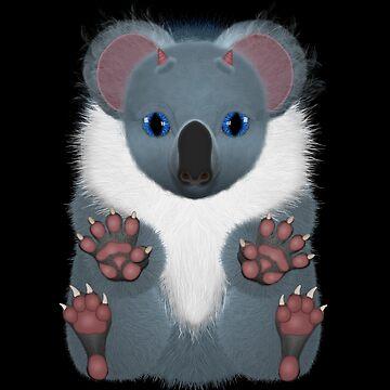 Fu Koala by ratherkool