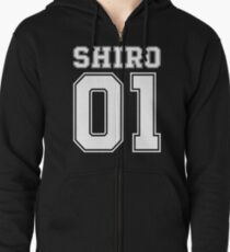 Shiro | Voltron: Legendary Defender Zipped Hoodie