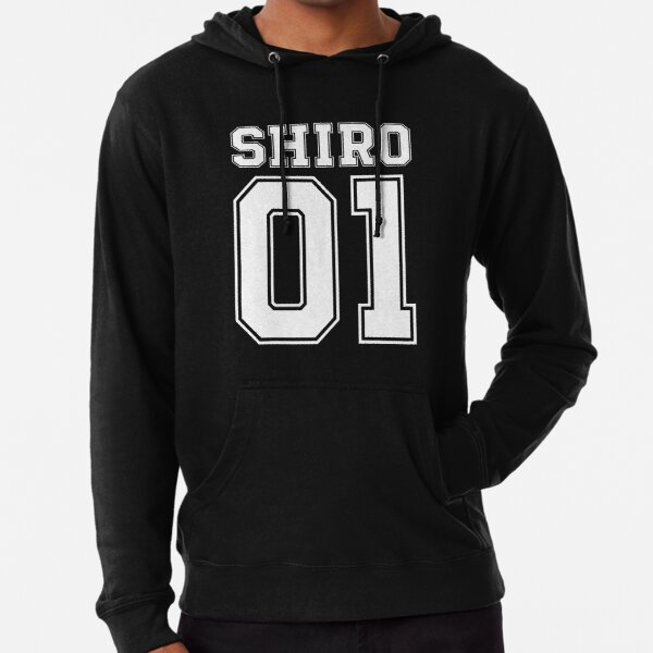 Shiro | Voltron: Legendary Defender Lightweight Hoodie
