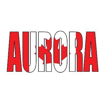 Aurora Canada by Obercostyle