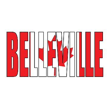 Belleville Canada by Obercostyle