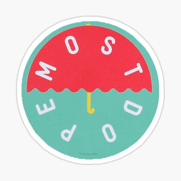 Mac Miller Most Dope Symbol Sticker