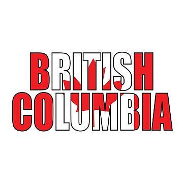 British Columbia Canada by Obercostyle