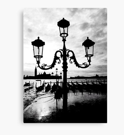 OUTER BANKS OF VENICE  Canvas Print