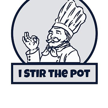 I Stir The Pot Instigator by wrestletoys
