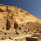 Chaco Culture National Historical Park, New Mexico by Jeff Hathaway