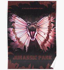 Jurassic Park alt Filmplakat Poster