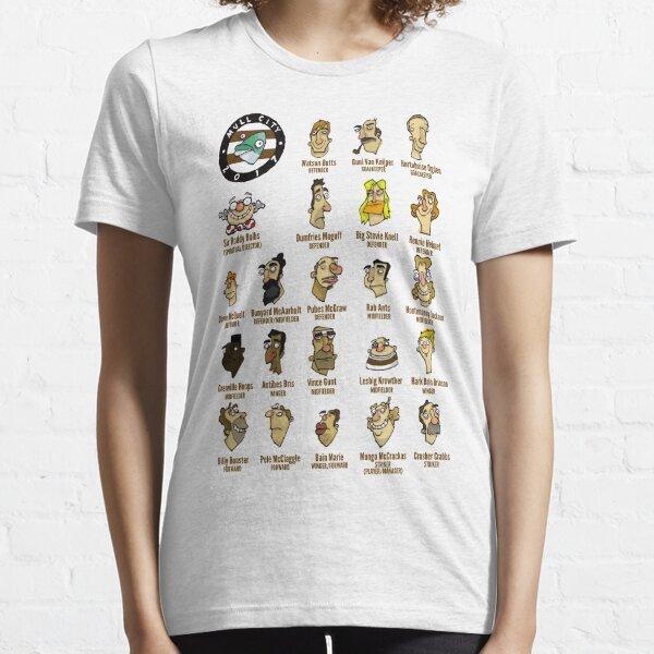 Mull City F.C. Squad Essential T-Shirt