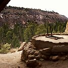 Bandelier National Monument, New Mexico by Jeff Hathaway