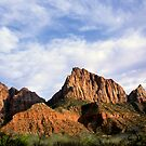 Zion National Park, Utah by Jeff Hathaway