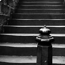 Old Steps by Eve Parry