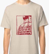 silver mount zion shirt Classic T-Shirt