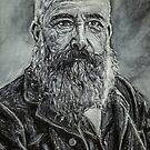 Claude Monet 1899 by Sanjib Ahmad