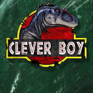 Clever Boy by Daenar7