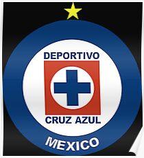 cruz azul Poster