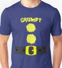 Grumpy Snow White 7 Zwerge Bashful Sneezy Dopey Sleepy Happy Doc Slim Fit T-Shirt