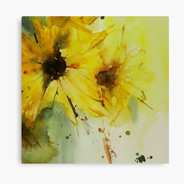 sunflowers1 Canvas Print