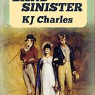 Band Sinister 1970s style by KJCharles