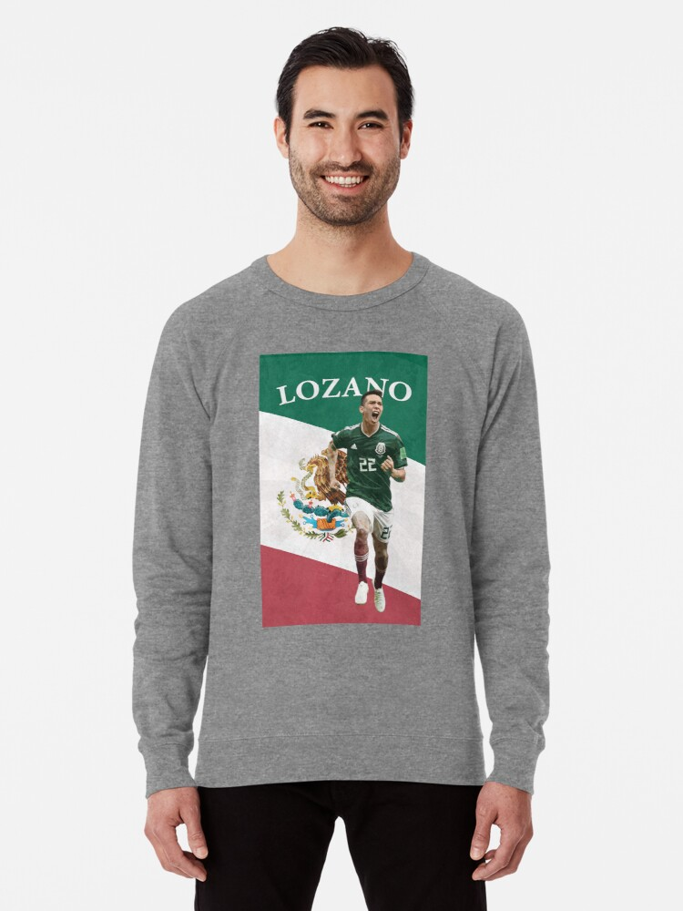 separation shoes c39fb 428f7 'Lozano Mexico Poster' Lightweight Sweatshirt by NIKOisCREATING