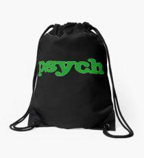 Psych Drawstring Bag