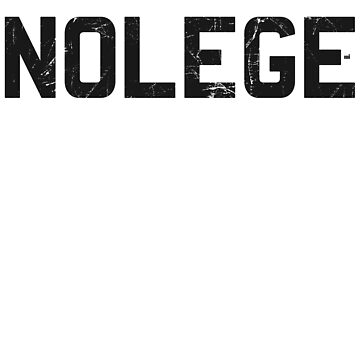 Nolege ( aka Knowledge ) by ixmanga