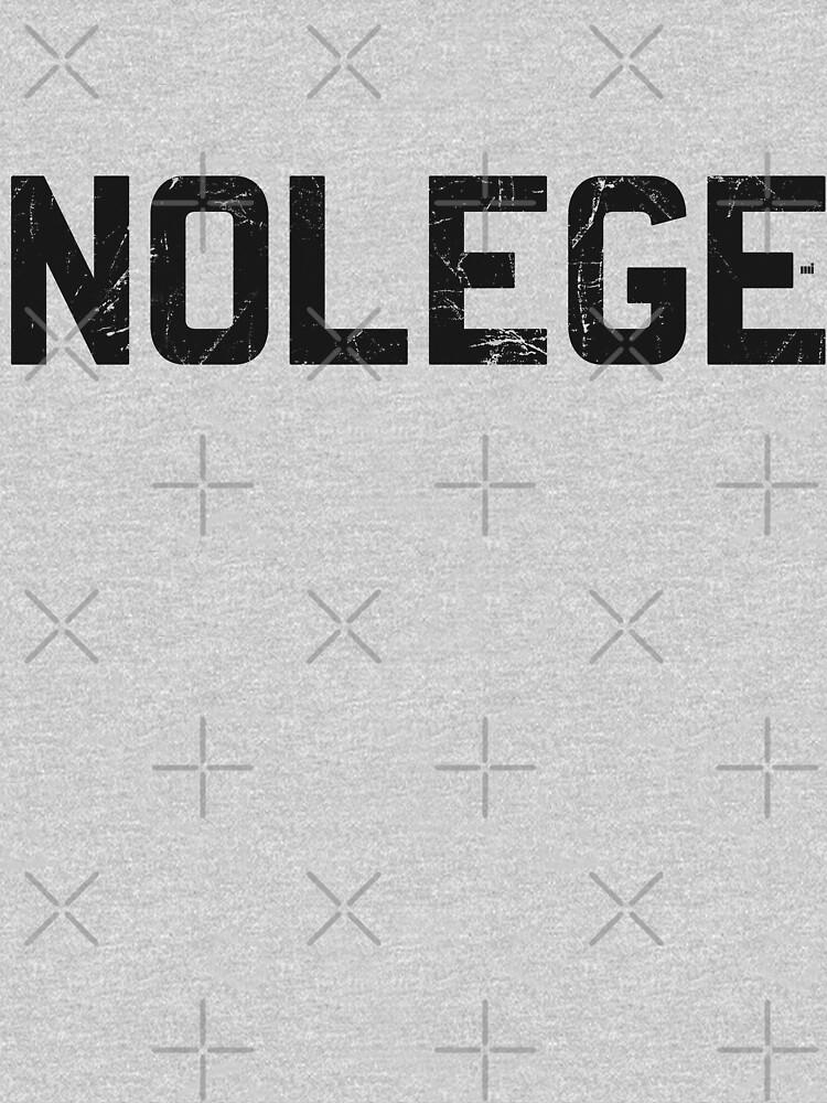 Nolege (también conocido como Conocimiento) de ixmanga