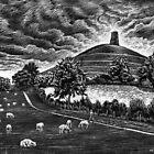 Glastonbury Tor by wonder-webb