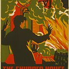 """H.P. Lovecraft Travel Poster: Providence (""""The Shunned House"""") by futurilla"""