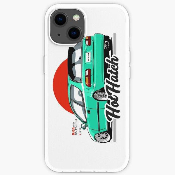 Civic EG Hothatch iPhone Flexible Hülle